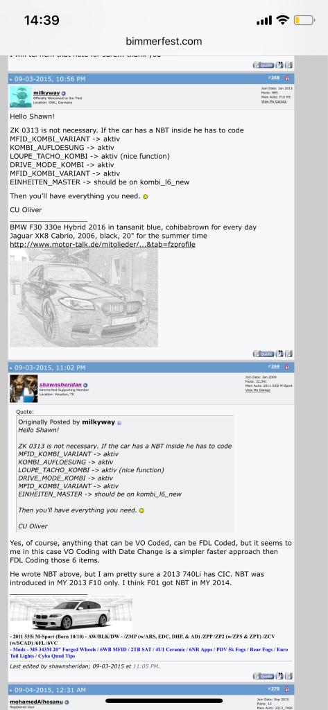 6WB Retrofit - Coding Required - Page 30 - Bimmerfest - BMW Forums
