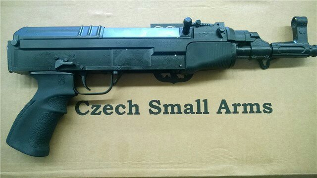 Just bought a Czechpoint VZ 58