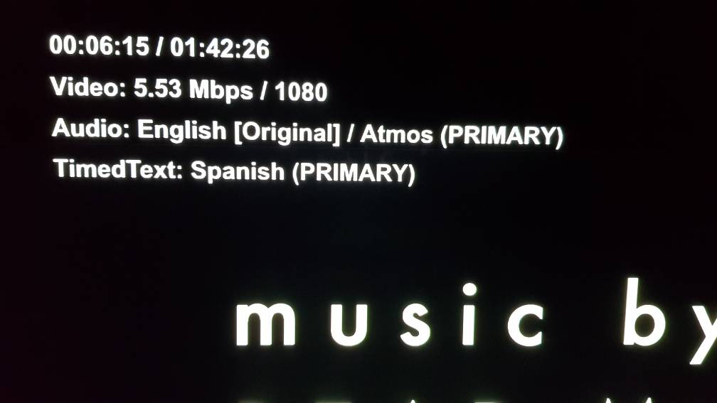 Dolby Atmos now available on Netflix - Page 2 - AVS Forum