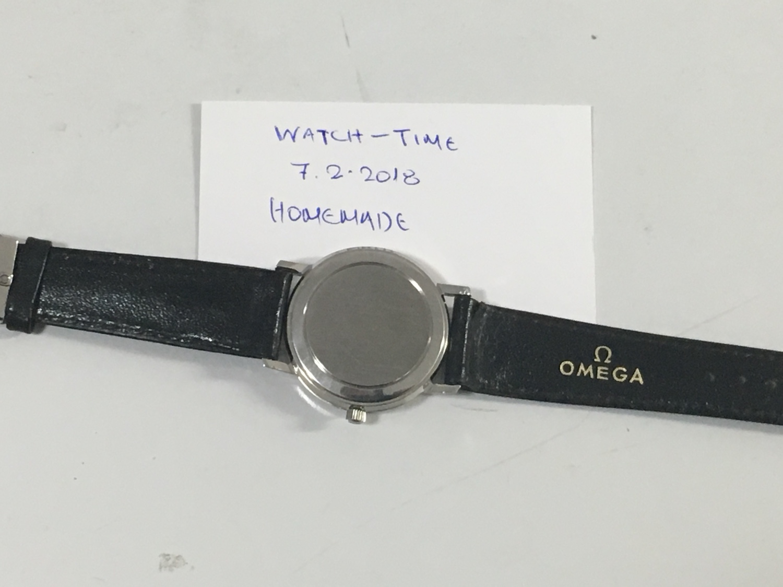 [Πωλείται] Omega Seamaster Quartz Cal. 1342 - Αγγελίες για μεταχειρισμένα ρολόγια
