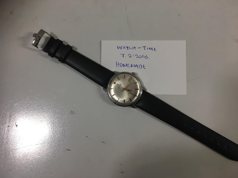 [Πωλείται] Omega Seamaster αυτόματο Cal. 652 - Αγγελίες για μεταχειρισμένα ρολόγια