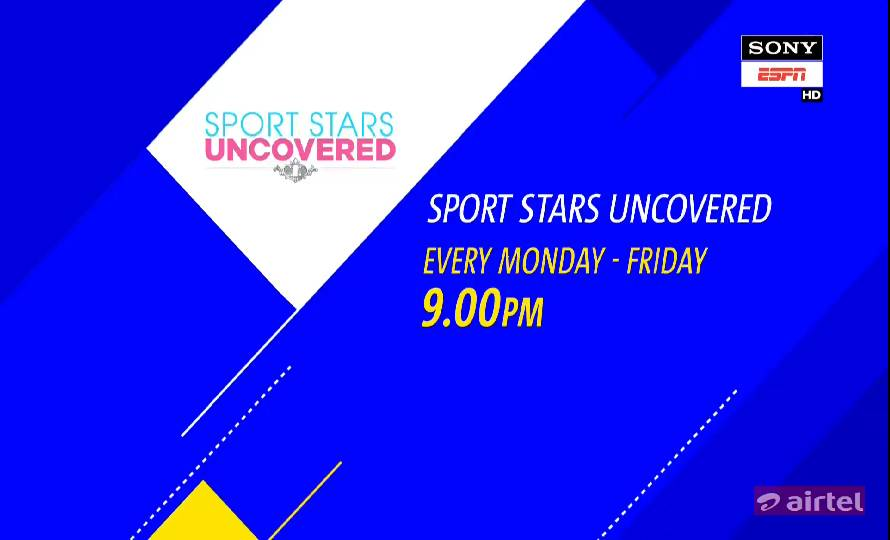 Sports Stars Uncovered on Sony Six SD/HD | EntMnt