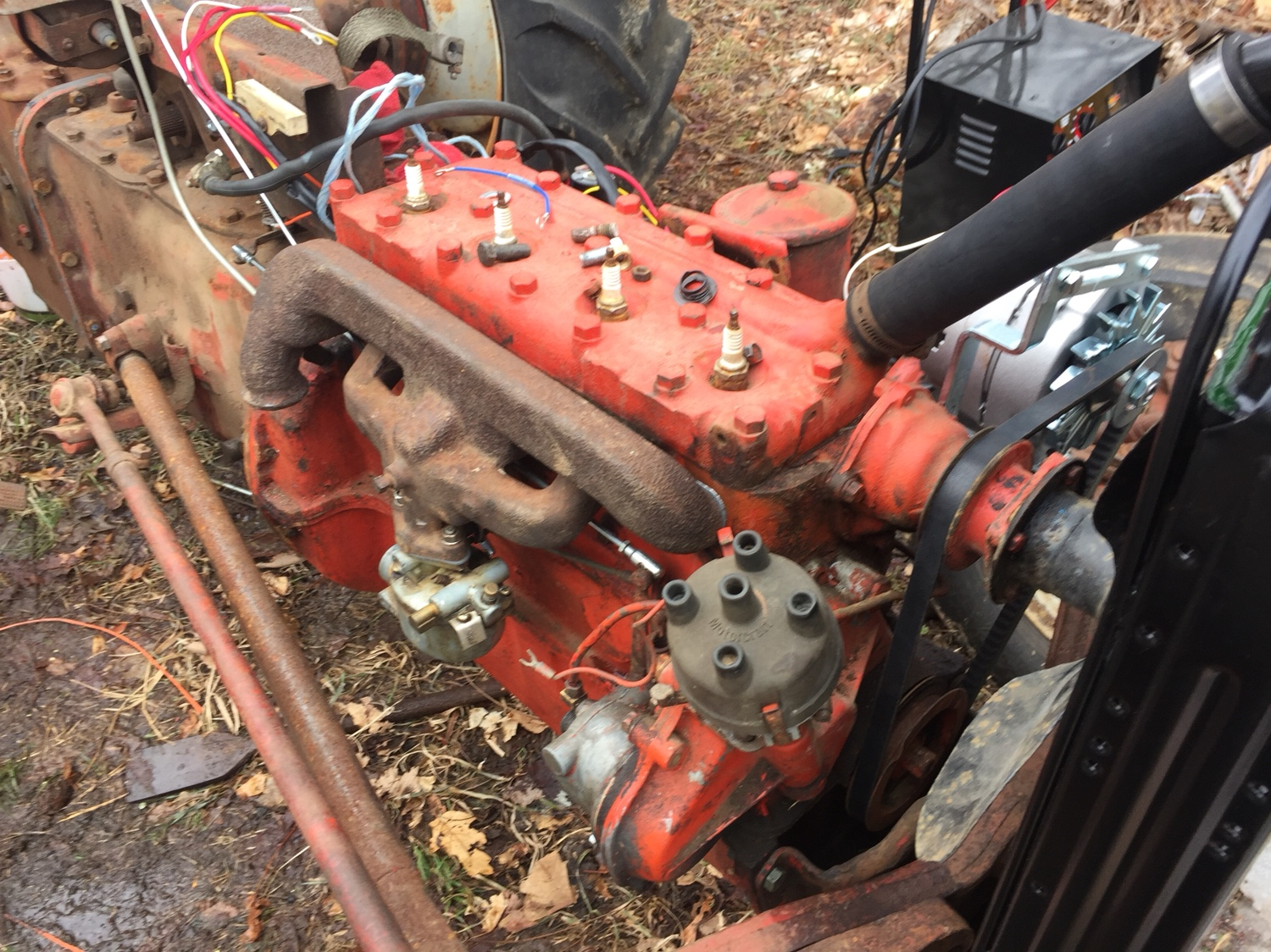 Repairing And Restoring An Ford 8n Page 4 No Oil Pressure Report This Image