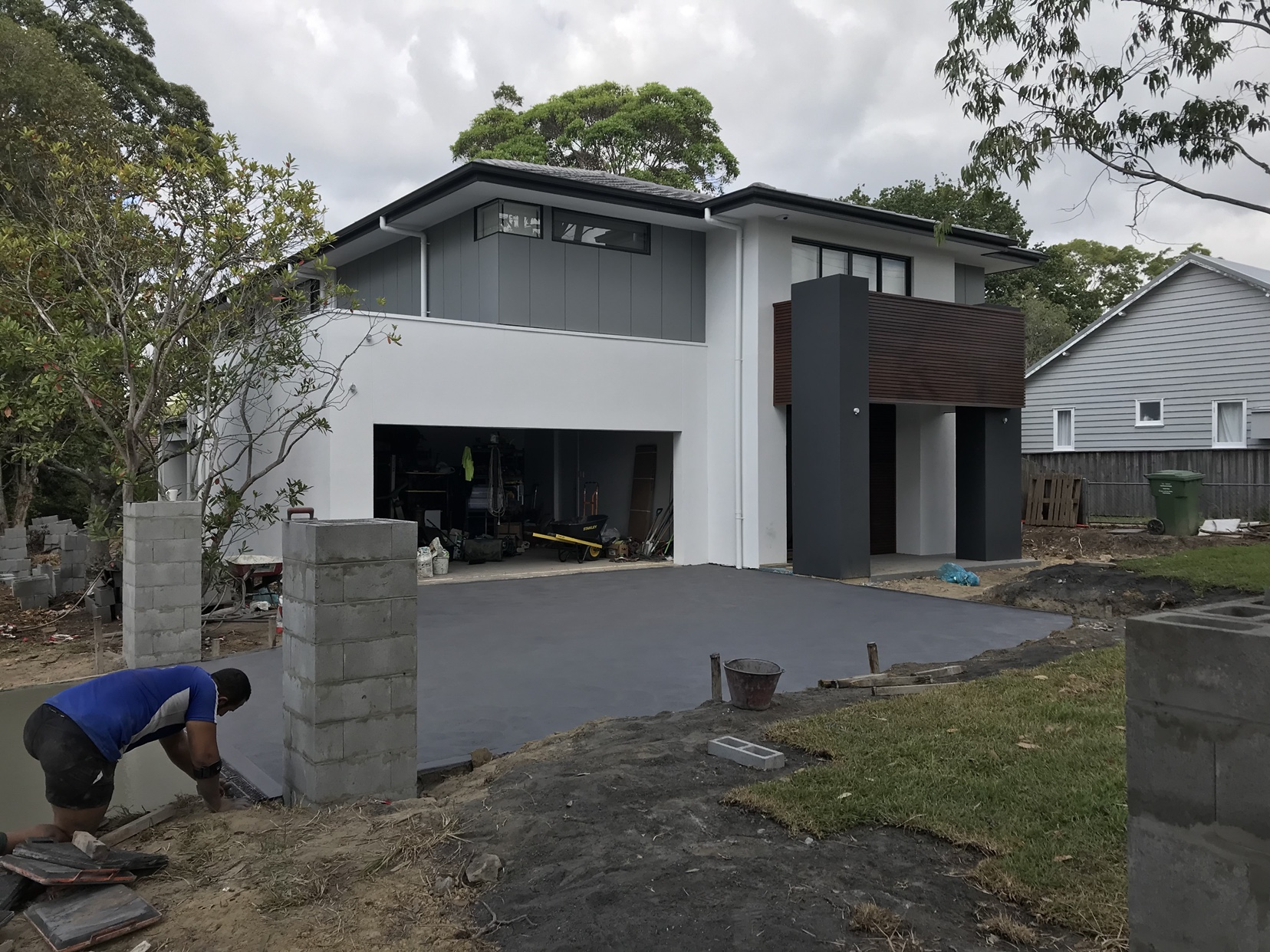 Building with Metricon