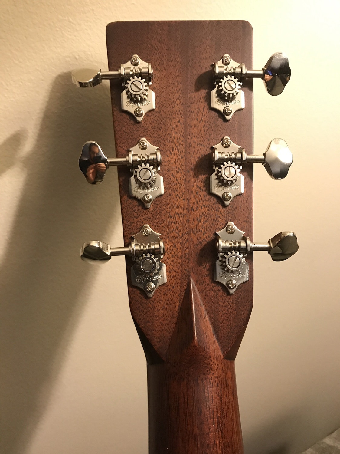 Martin Hd 28v Tuners The Acoustic Guitar Forum