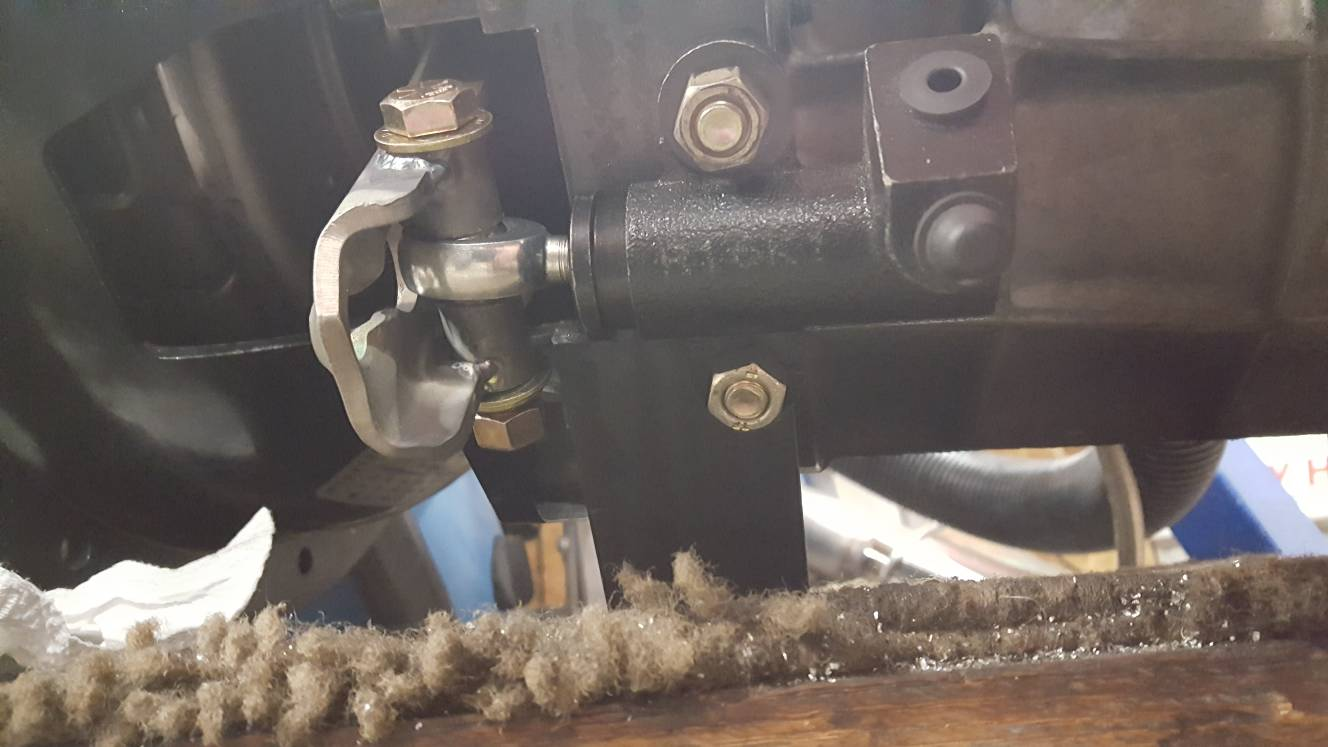 cluctch Master and slave cylinder bore size anyone? | The Ranger Station