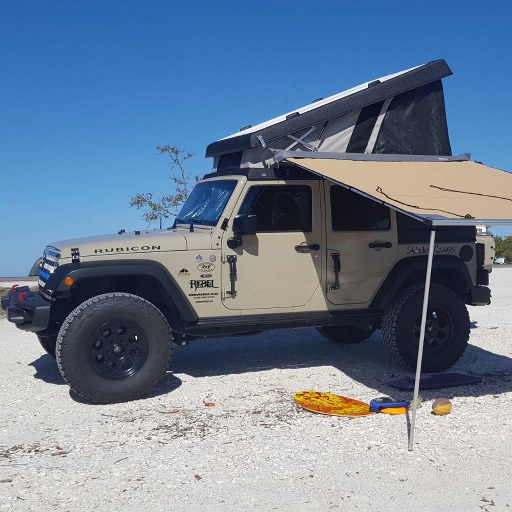 2017 Jeep Wrangler Unlimited Rubicon With J30 (gobirubicon