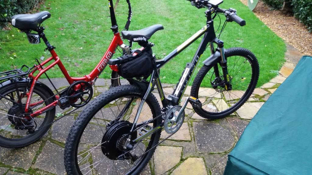 Best conversion kit for 27 5 inch hybrid bike | Pedelecs