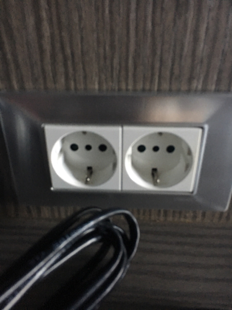 Electrical Outlets on MSC Seaside - MSC Cruises - Cruise ...