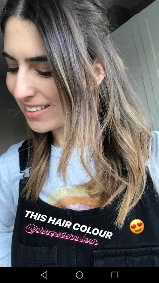 Damaged Ass Hair Image