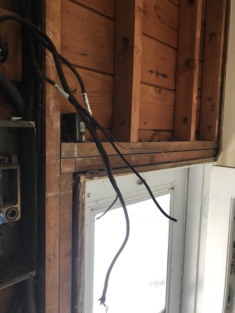 old cloth wiring with bare neutral. old carrier wiring diagram old romex wiring diagram