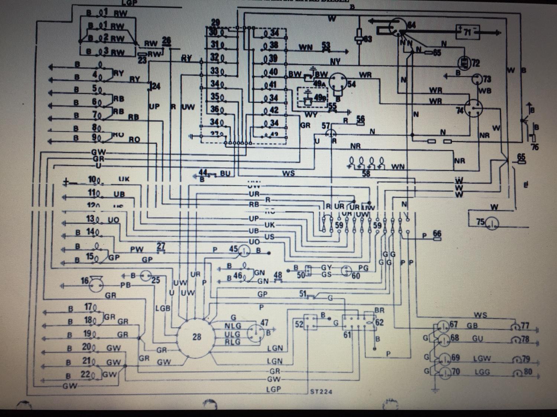 Schema Elettrico Ventilatore Velocità : Africaland u2022 leggi argomento riscaldamento interno land rover 90