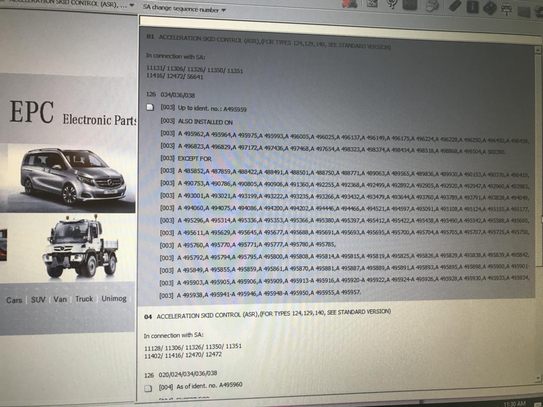 500SE (ASR) Throttle Linkage - Mercedes-Benz Forum