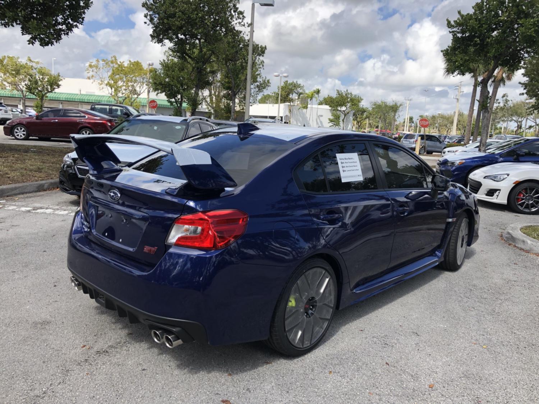 Subaru Lapis Blue Pearl - Greatest Subaru