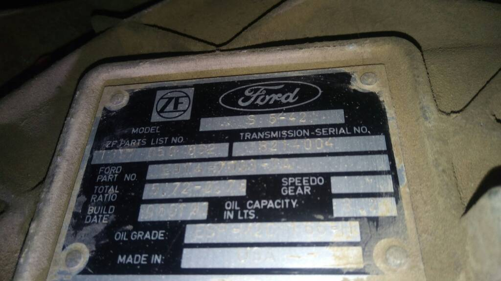 1989 F 150 5 speed 4x4 won't move when put into gear - Ford F150 Forum