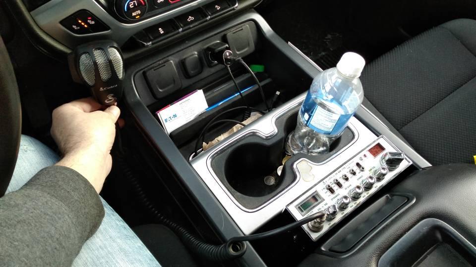 CB radio - 2015-2019 Silverado & Sierra HD Mods - GM ...