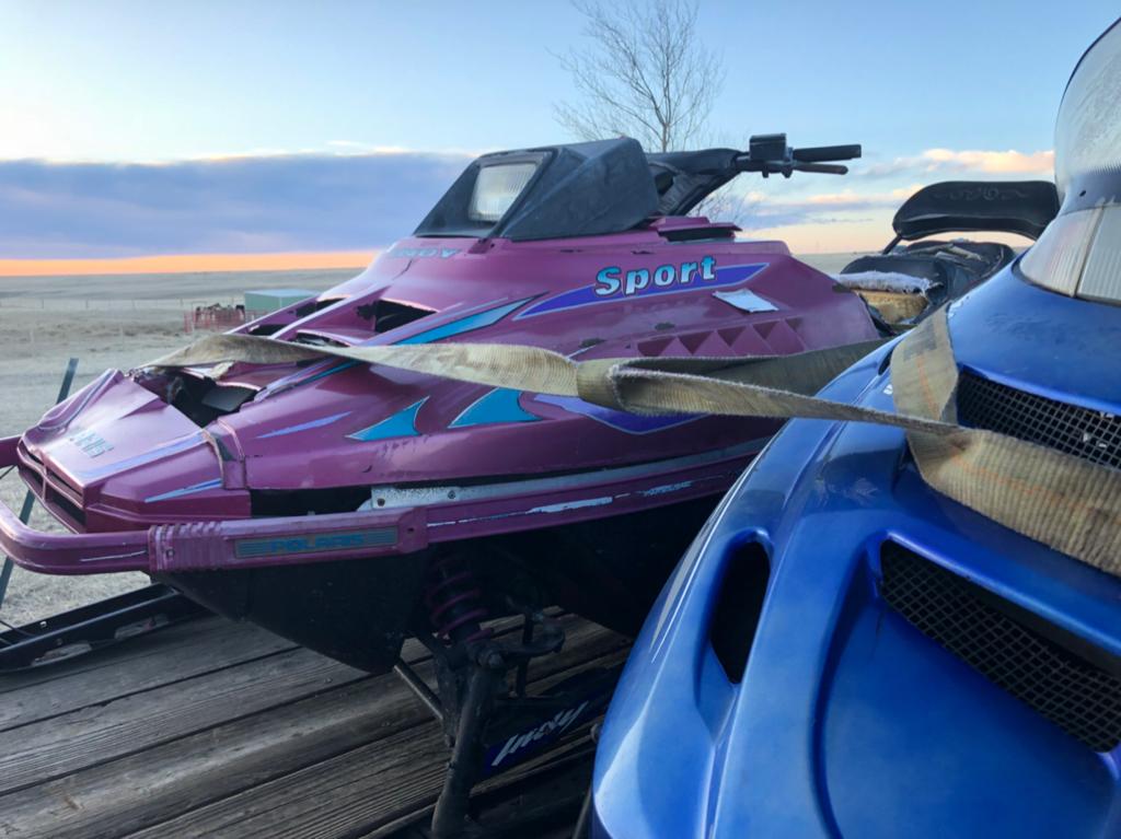 617 cc 1991 Ski-Doo Formula Mach 1 Water Pump Rebuild//Seal Kit XTC