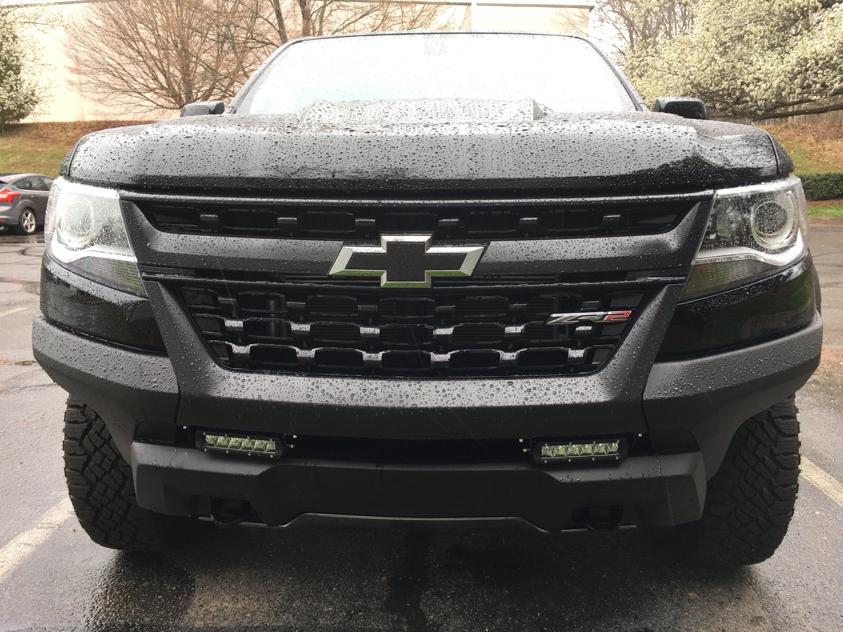 DIY ZR2 LED Fog Lights using OEM Fog light switch, fuse, and relay -  ZR2zone.com