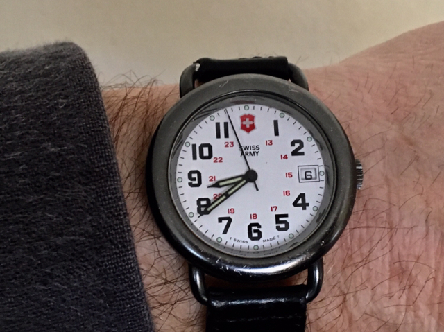 What Good Watches Have You Found In The Charity Shop Recently