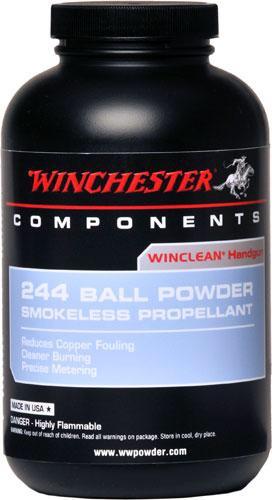 Winchester 244 powder    - Calguns net