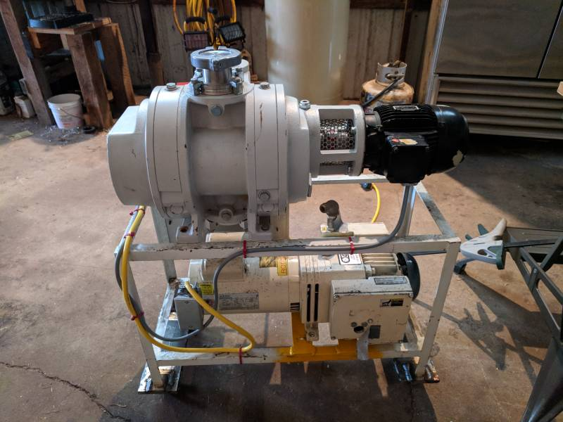 Work Fixtures Hold Down Solutions Diy Vacuum Pump For