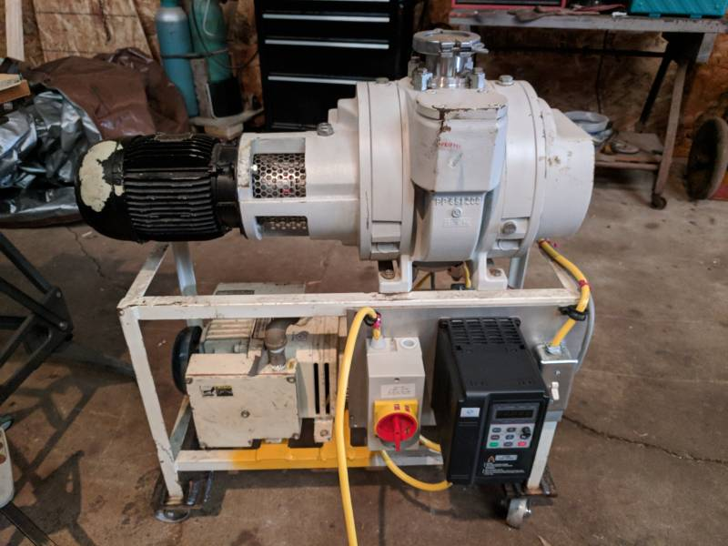 Work Fixtures / Hold-Down Solutions > DIY Vacuum Pump for