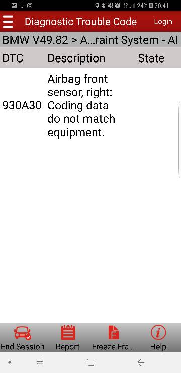 SOLVED] 2015 M235i ACSM fault 930A30 coding data do not