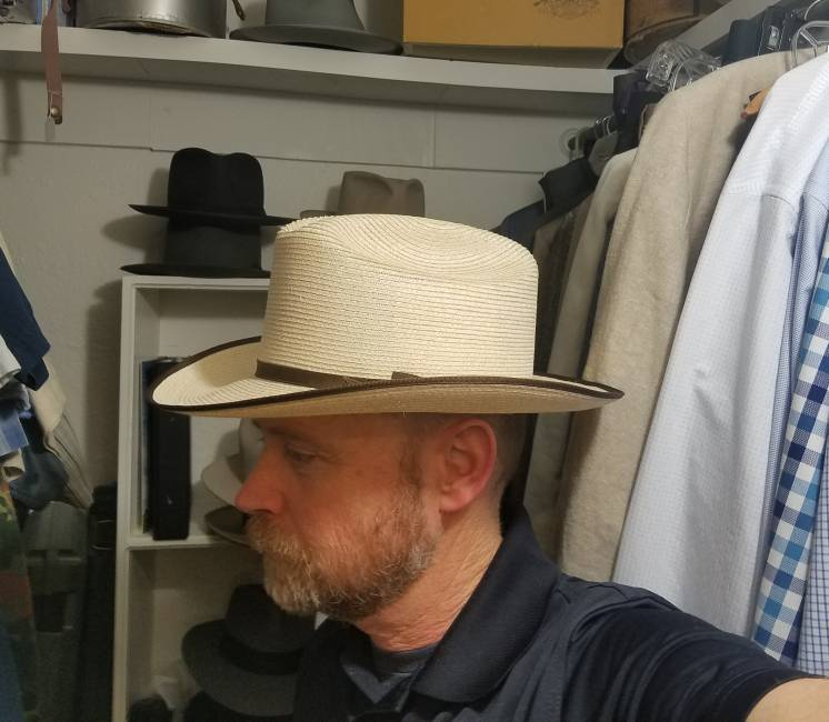 STETSON HEMP OPEN ROAD  d9da712765d