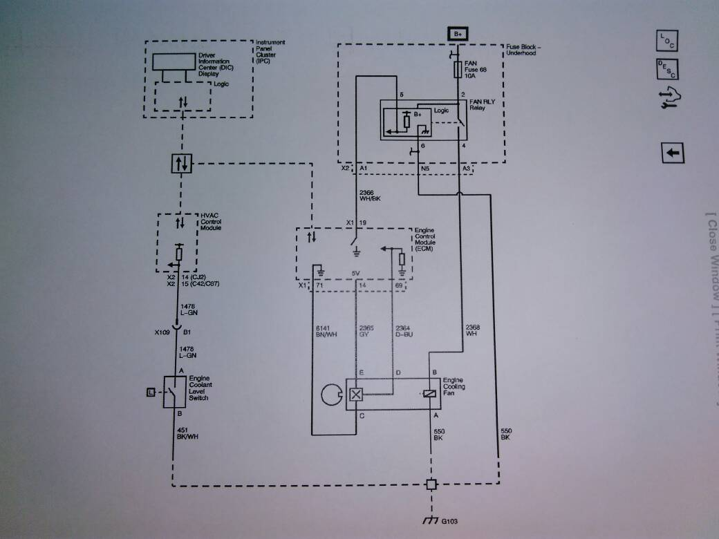 2012 Lml Overheating New Fan Clutch Not Engaging P0483 Duramax 2005 Wiring Diagram Cooling