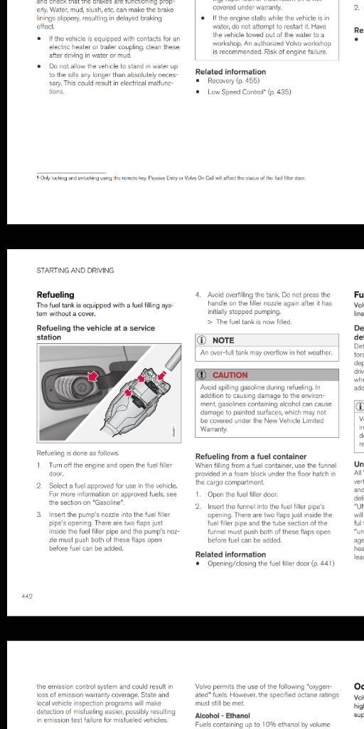 Fuel Filler Pipe Fix - National Backorder