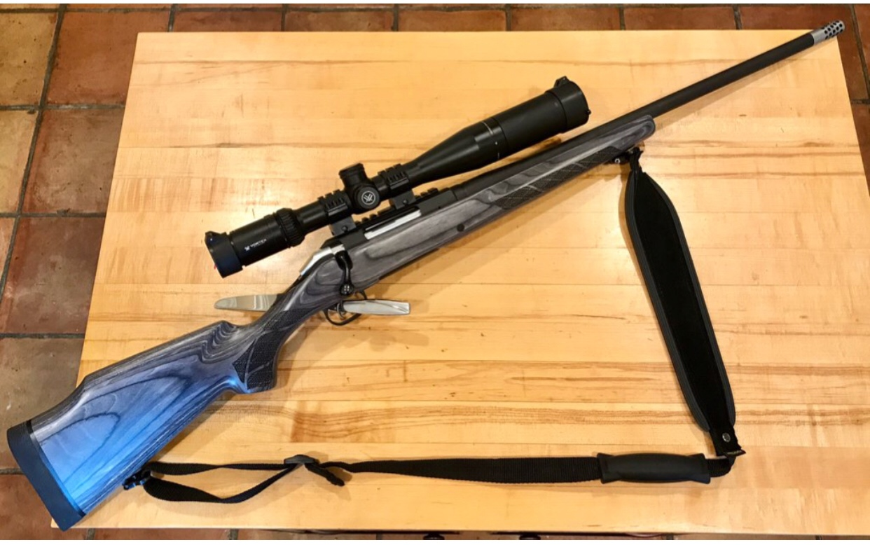 Ruger American Predator Stock - TexasBowhunter com Community