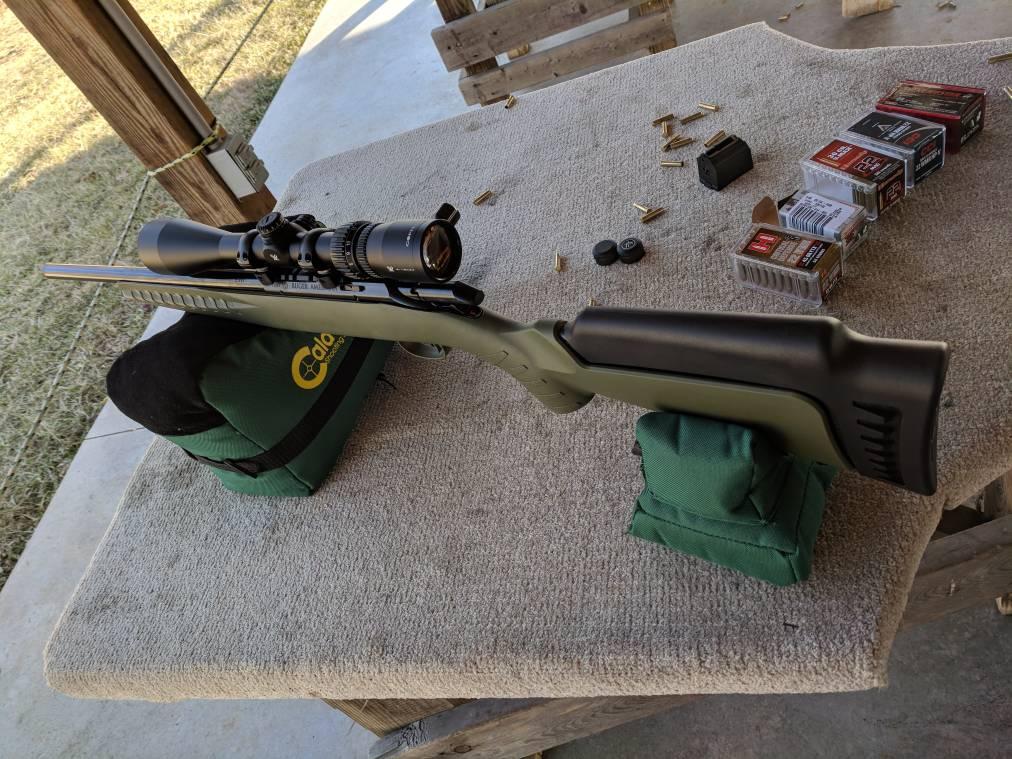 Long barrel 10/22 or Bolt gun in  22lr? - Page 3 - Maryland
