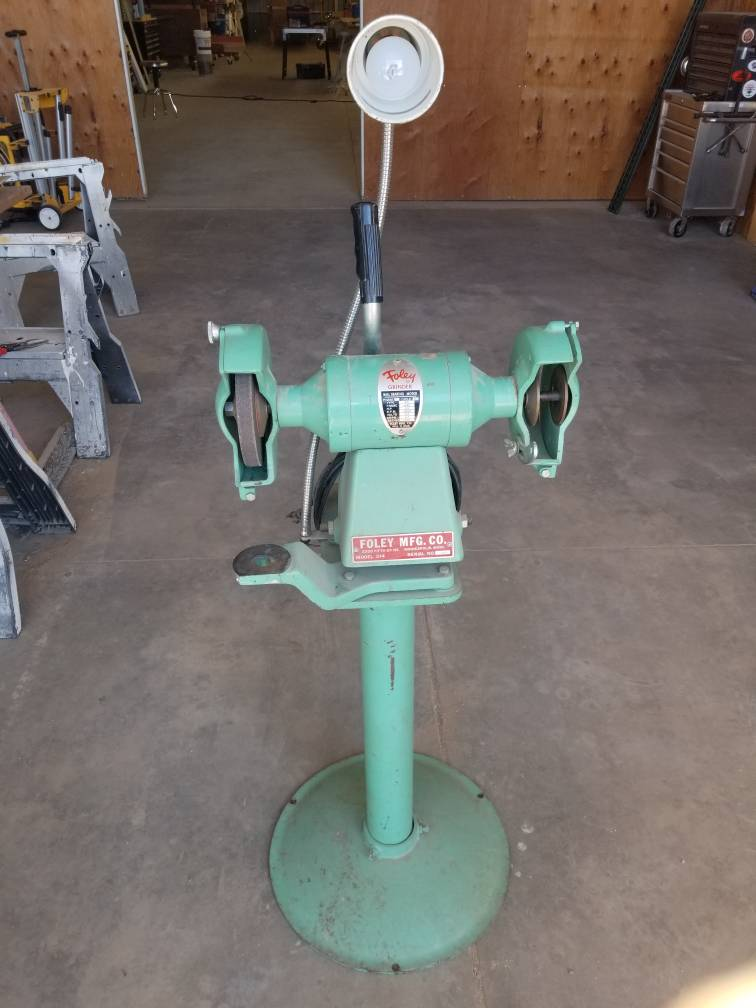 Show us Your Vintage Bench Grinders!!!! [Archive] - Page 7 - The ...