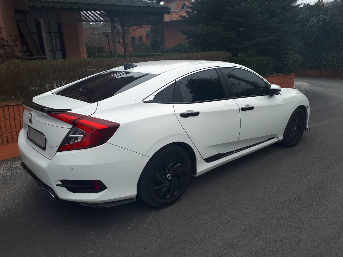 Civic Fc5 White Knight Civictr Forum