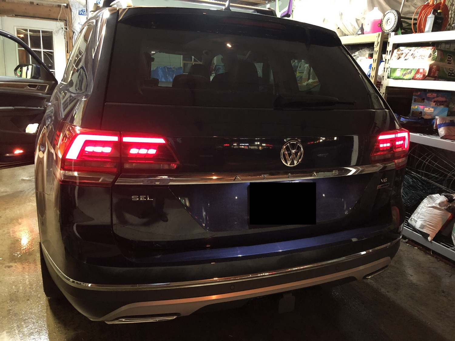 Vwvortexcom Rear Fog Lights Diy Thread How Do You Wire The