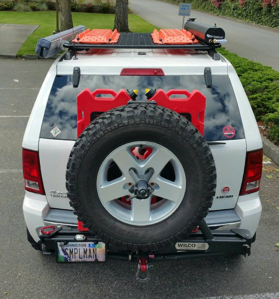 2010 Jeep Wk Grand Cherokee Limited Build Expedition Portal