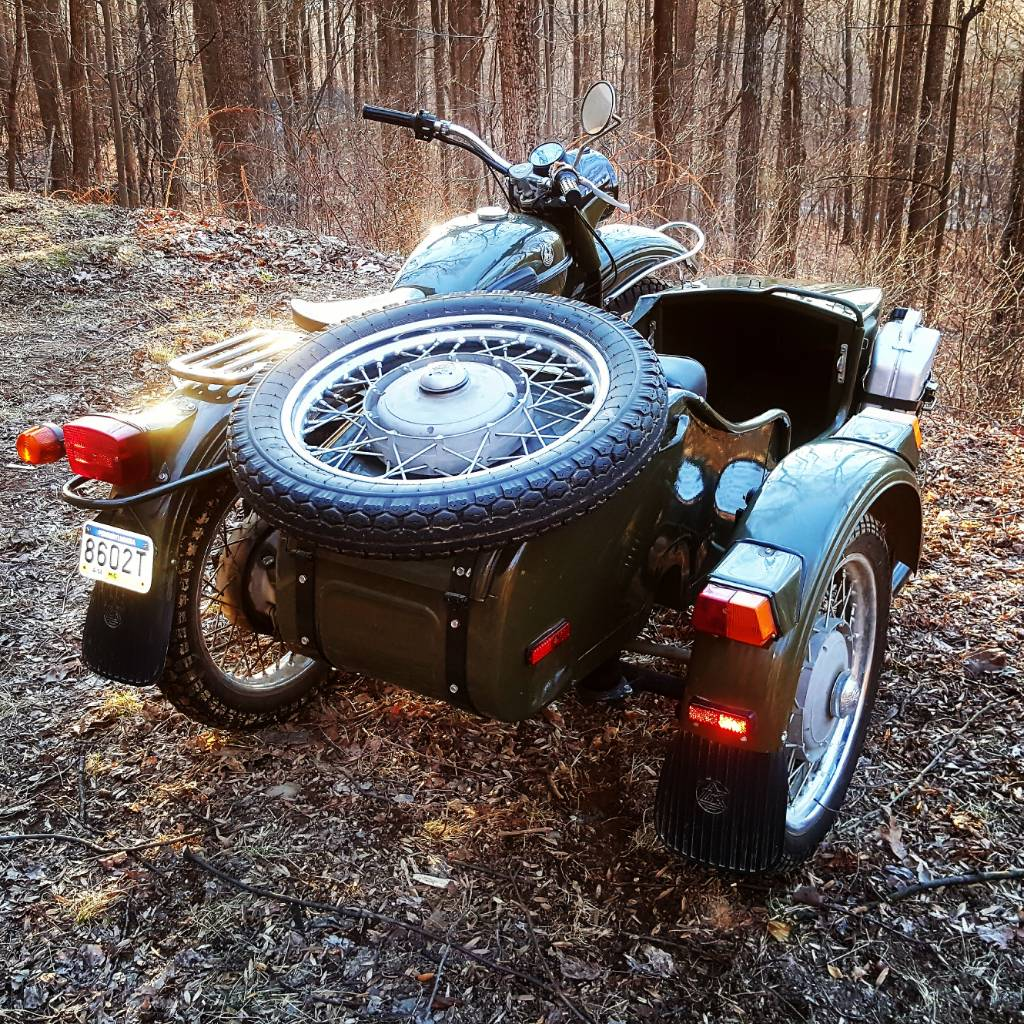 [CRAIGSLIST FIND] 2wd 2000 Ural in PA for $3800. - Page 2 ...