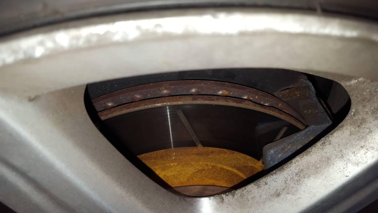 Honda Civic Type R Brake Discs Front Brake Depot Dimpled Grooved EP3 FN2
