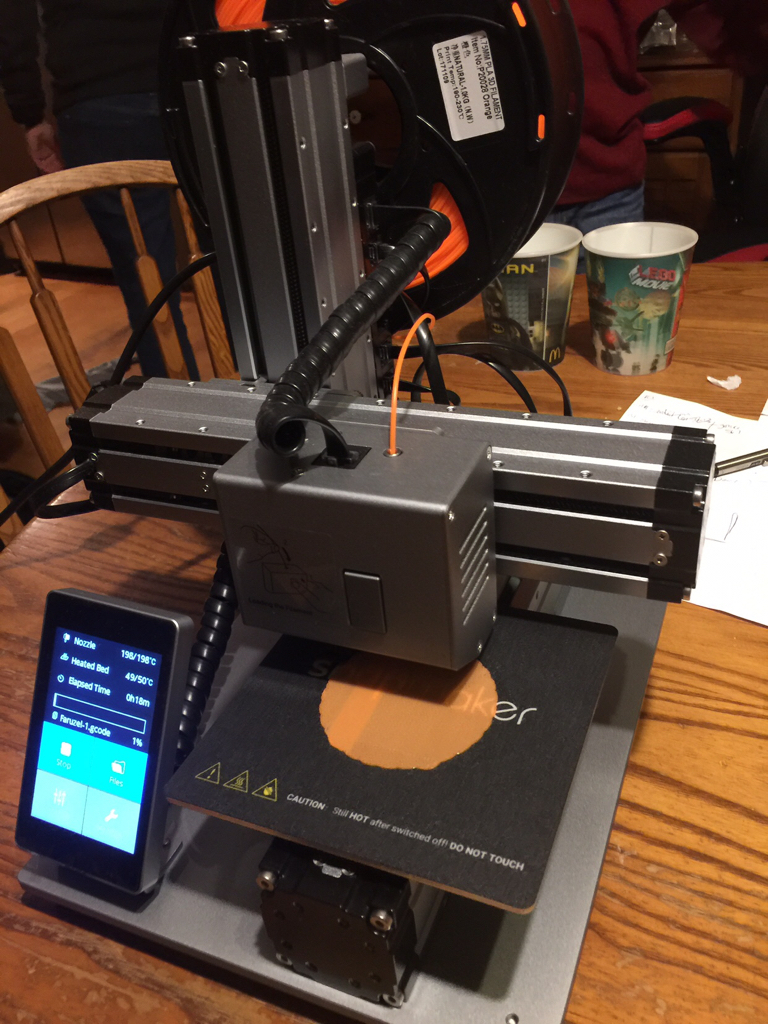 The Everything 3D Printer Thread - Page 7 - The Garage Journal Board