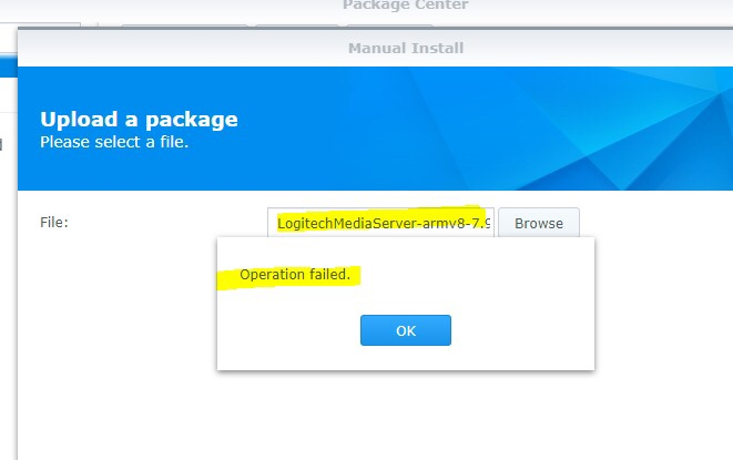 Synology 7 9 1 packages [Archive] - Page 2 - Squeezebox : Community