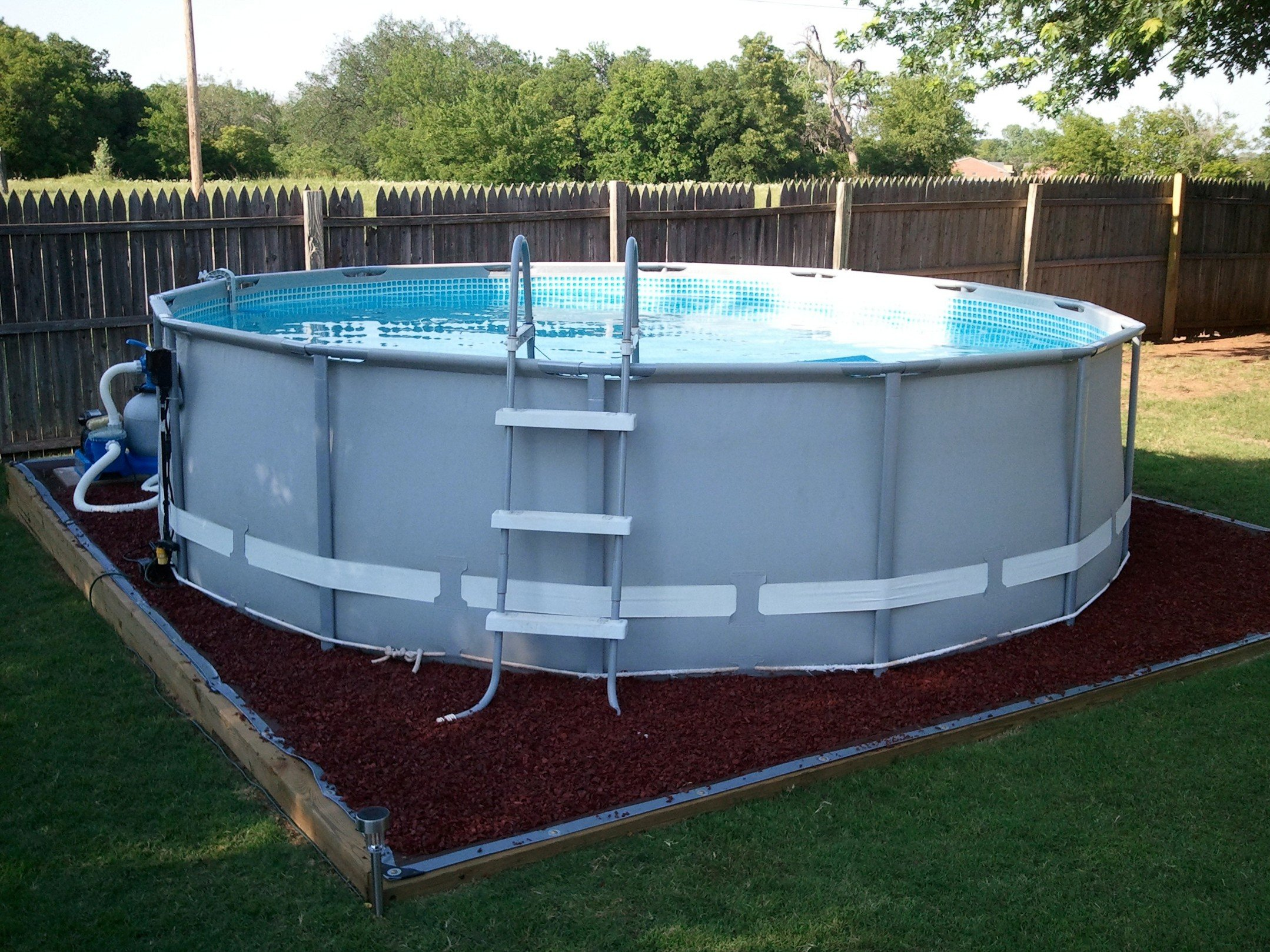 Above Ground Pool Size Amp Depth Page 2