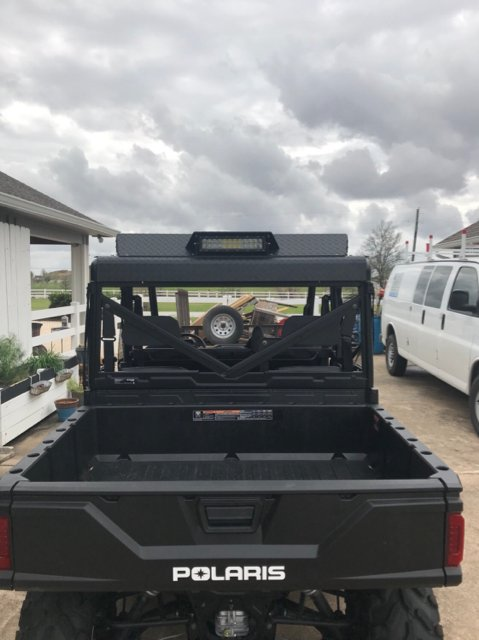 Polaris Ranger roof - TexasBowhunter com Community Discussion Forums