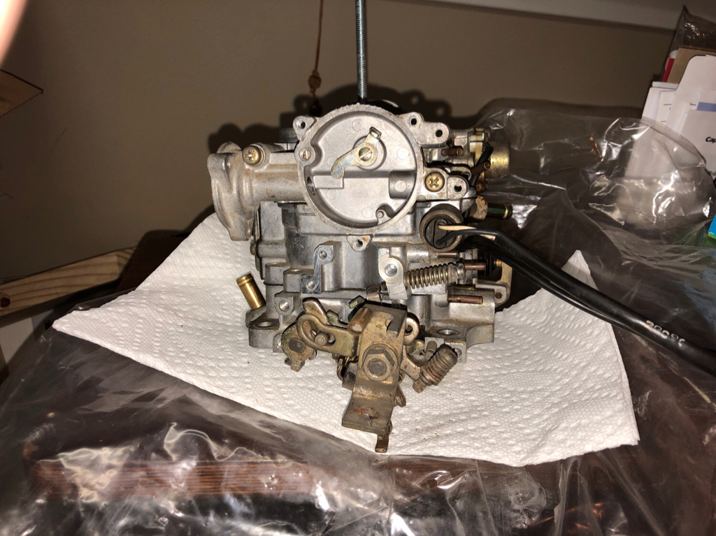 Low Range Off Road 22R Reproduction/Replacement Carb