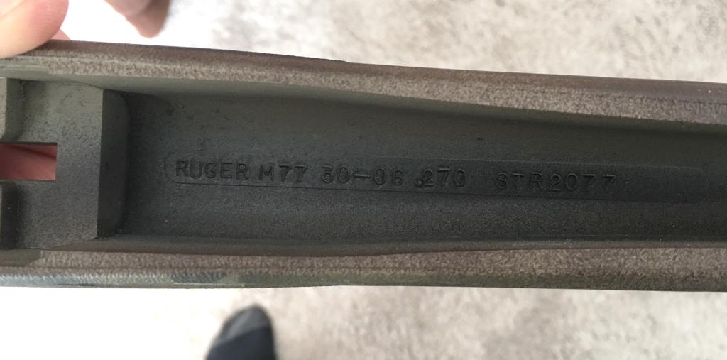 Stocks: Ruger M77/Remington 783/Ruger 10/22 | Rokslide Forum
