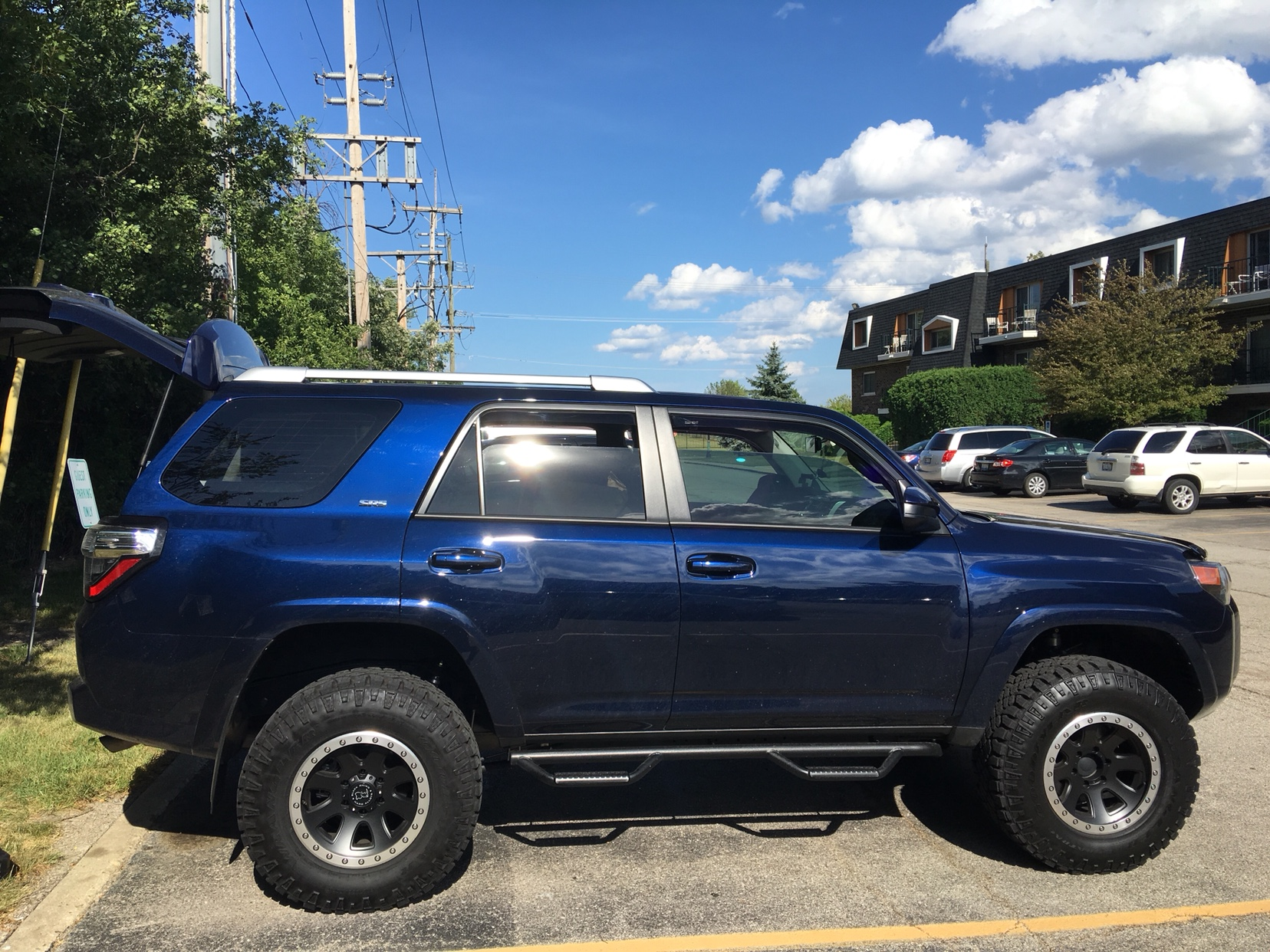 Lifted 2016 4runner SR5 Chicago Illinois Toyota 4Runner Forum