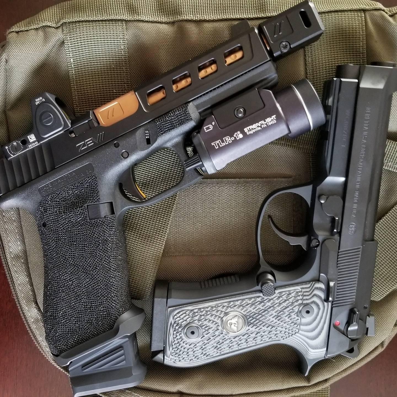 New Wilson Beretta -- Centurion Tactical - Page 95