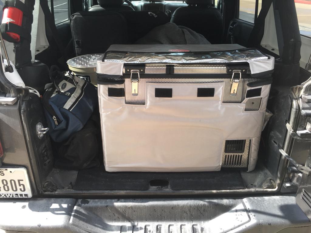 Fridge/Freezer Questions: ARB vs Dometic? 37Q vs 50Q? - Jeep