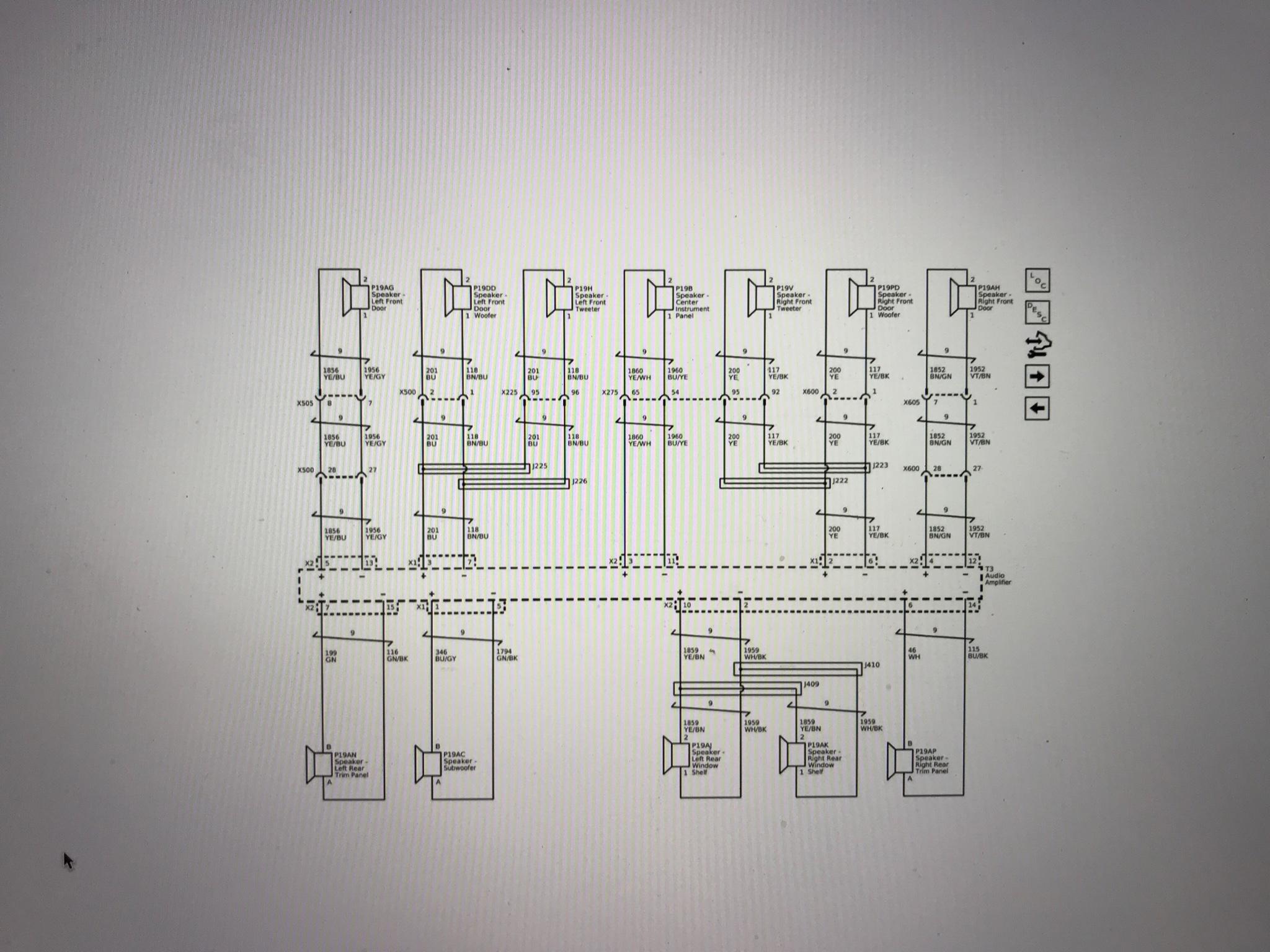 Cadillac Bose Wire Diagram