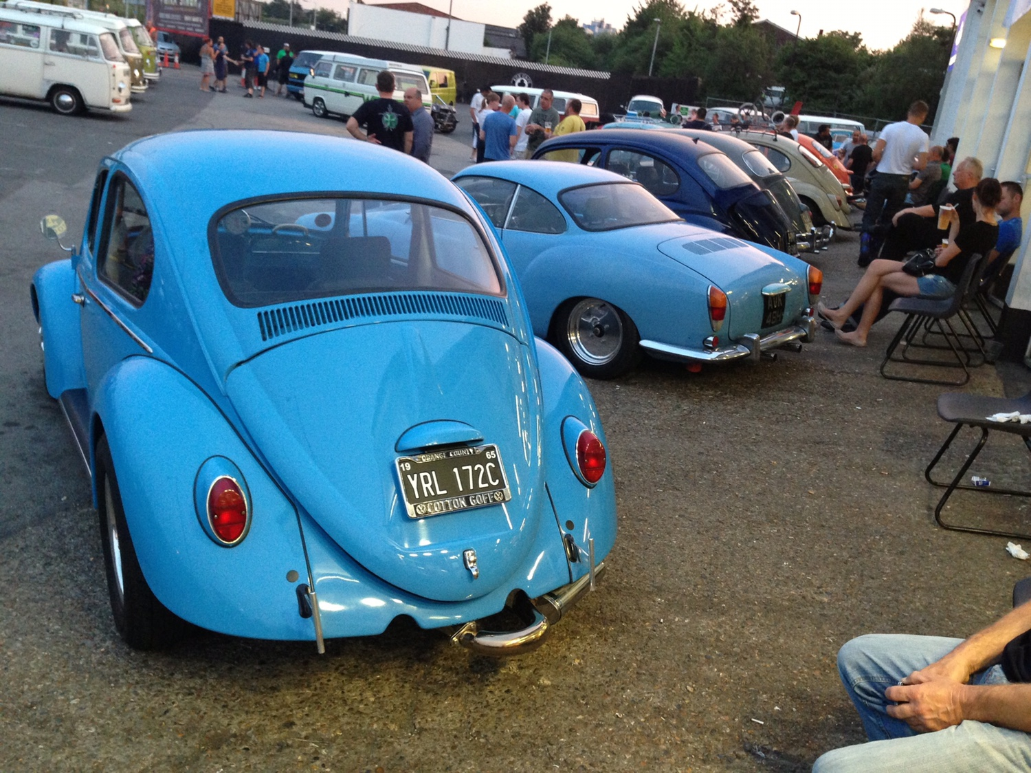 For Sale Keith Seumes 65 dkp cal looker bluey - VW Forum - VZi