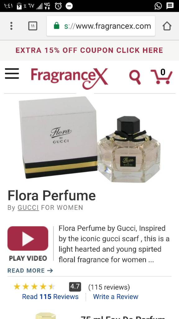 b03244f1a موقع fragrancex للعطور يفعل الدفع عند الاستلام في السعودية - الصفحة ...